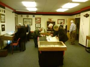 XXIV Squadron History Room October 2009
